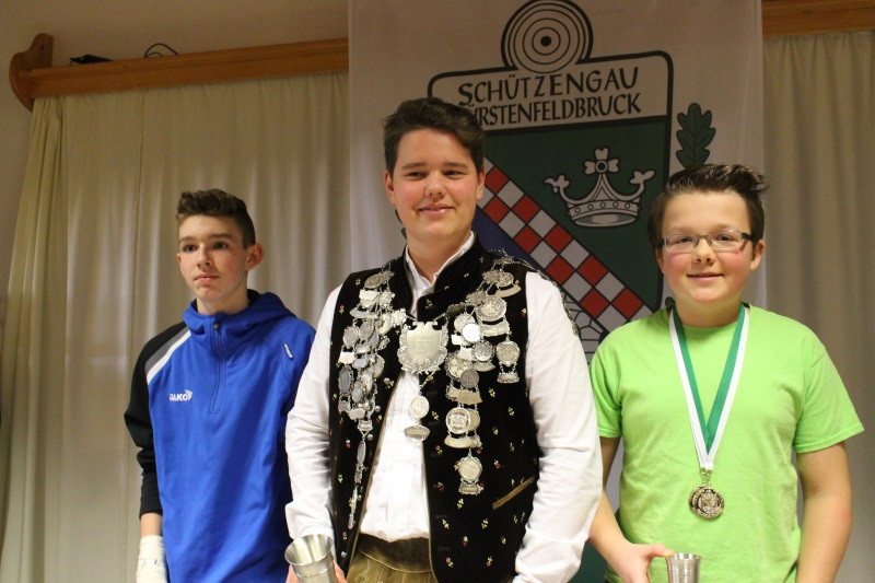 Gaumeisterschaft 2016 in Maisach